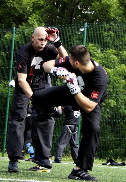 FCF Krav Maga Summer Camp 2016 – Full Contact Fight Krav Maga